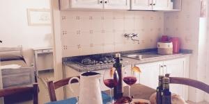 Soggiorno-cucina BlackMagic