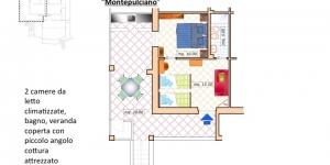 Montepulciano Appartamento